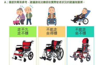 【輕量/移位/躺式輪椅怎麼選-懶人包】